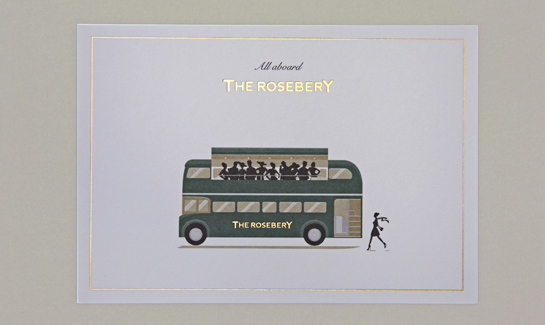 The Rosebery Postcard