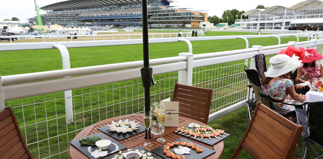The Rosebery at Royal Ascot