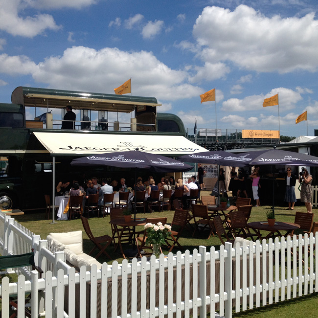 The Rosebery at The Jaeger LeCoultre Gold Cup Final